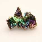 Electronically crystallized Bismuth