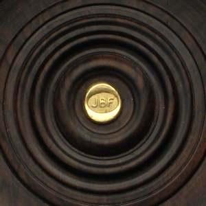 18ct gold maker's mark.